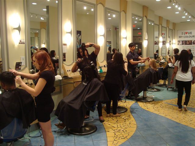 Natural solutions salon spa scarborough town centre for A list salon rochester